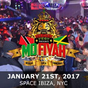 January 21st, 2017 – Space Ibiza, NYC