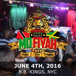June 4th, 2016 – B.B. Kings NYC